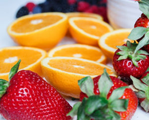 arance e fragole qorange